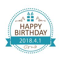 HAPPY BIRTHDAY 2018.4.1